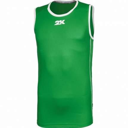 Майка 2K Sport Classic, green/white, 3XL INT