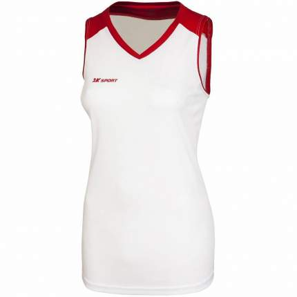 Майка 2K Sport Rebound W, white/red, XXL INT