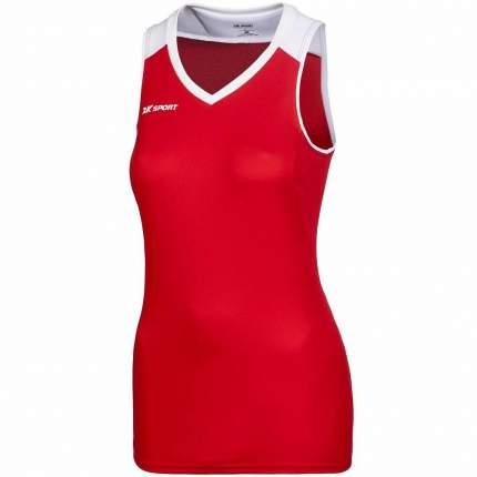 Майка 2K Sport Rebound W, red/white, L INT