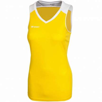 Майка 2K Sport Rebound W, yellow/white, S INT