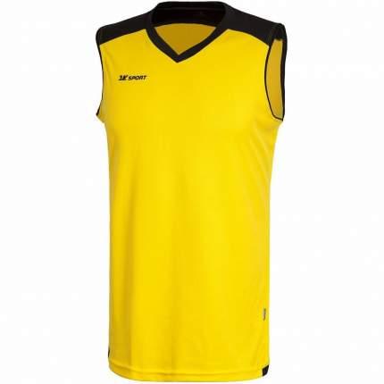 Майка 2K Sport Rebound, yellow/black, XXL INT