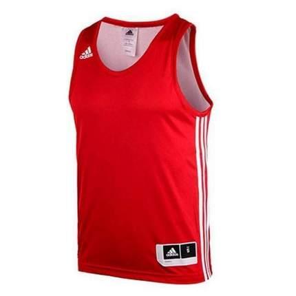 Майка Adidas Prac Rev Jersey, красный, L INT