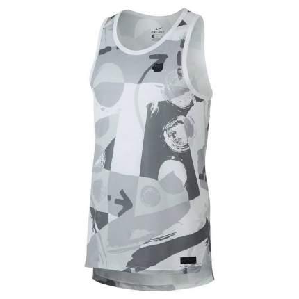 Майка Nike KD Hyper Elite, серый, XL INT