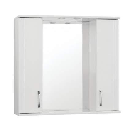 Зеркало-шкаф Style Line Эко Стандарт Панда 80/С белый