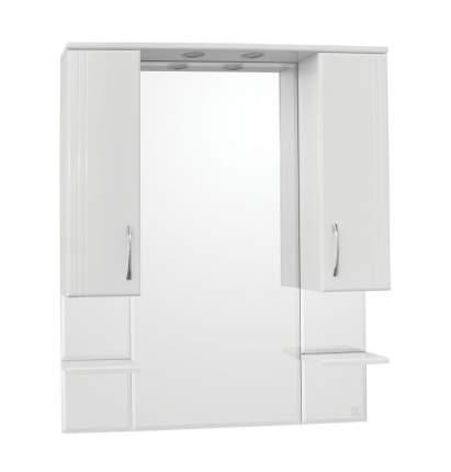Зеркало-шкаф Style Line Эко Стандарт Энигма 90/С белый
