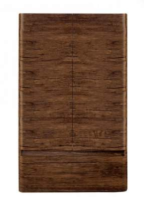 Шкаф навесной Style Line Атлантика 100 с ящиком, старое дерево