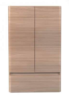 Шкаф навесной Style Line Атлантика 100 с ящиком, ясень перламутр