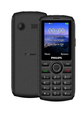 Мобильный телефон Philips Xenium E218 Dark Gray