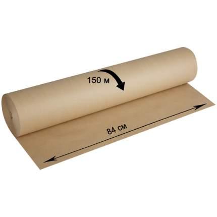 """Крафт-бумага """"OfficeSpace"""", 840 мм, 150 м, 80 г/м2"""