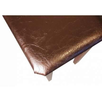 Банкетка Flight KB300 Gloss цвет коричневый