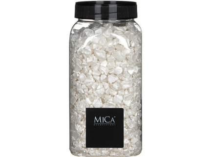 Декоративные камни Edelman 126797 белый 0,8 кг