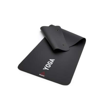 Коврик для йоги Reebok RSYG-16024BK черный 4 мм