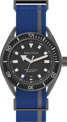 Наручные часы кварцевые мужские Nautica NAPPRF002