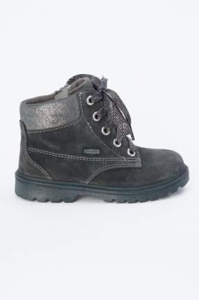 Ботинки Superfit для мальчиков, цв. серый, р-р 34