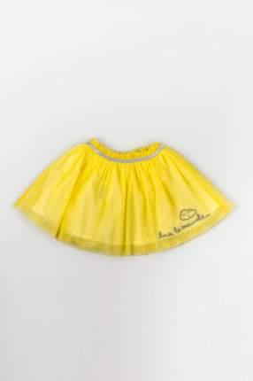 Юбка Brums для девочек, цв. желтый, р-р 92