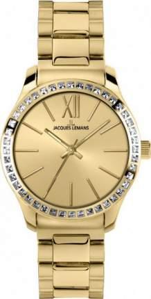 Наручные часы кварцевые женские Jacques Lemans 1-1841G