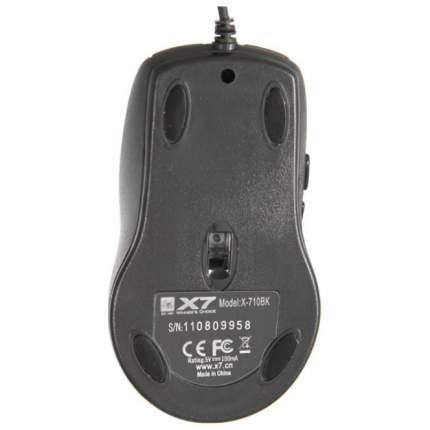 Игровая мышь A4Tech X-710BK Black