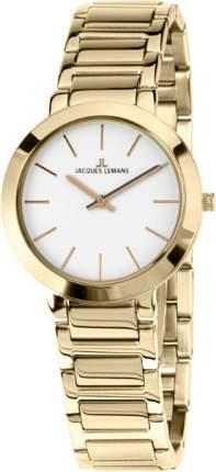 Наручные часы кварцевые женские Jacques Lemans 1-1842E