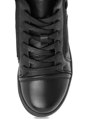Ботинки детские T.Taccardi, цв.черный р.35