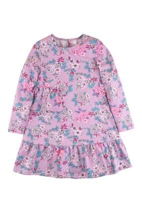 Платье Bossa Nova для девочек, цв. фиолетовый, р-р 128