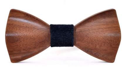 Галстук-бабочка мужской 2beMan GB695 коричневый