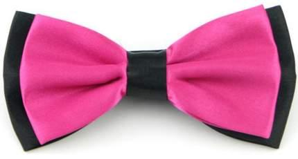 Галстук-бабочка мужской 2beMan GB011 ярко-розовый