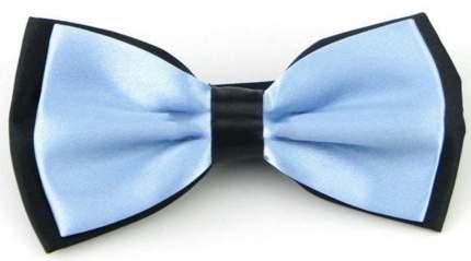 Галстук-бабочка мужской 2beMan GB014 голубой