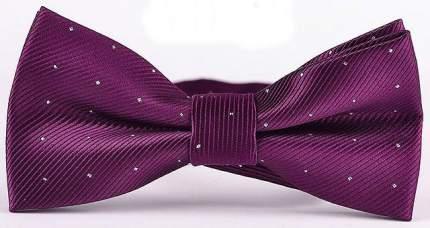Галстук-бабочка мужской 2beMan GB050 пурпурный