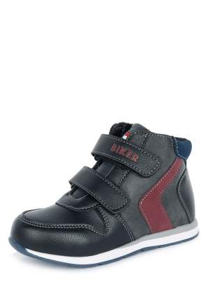 Ботинки детские Biker, цв.черный р.29