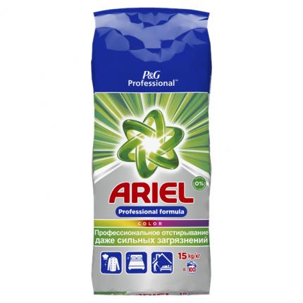 Порошок для стирки Ariel color expert 15 кг