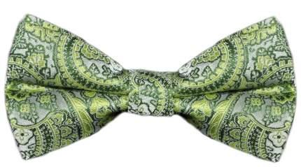 Галстук-бабочка мужской 2beMan GB436 зеленый