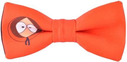 Галстук-бабочка мужской 2beMan GB486 оранжевый