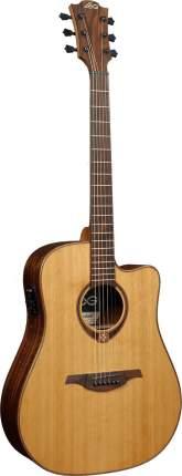 Электроакустическая гитара LAG T118 DCE шестиструнная