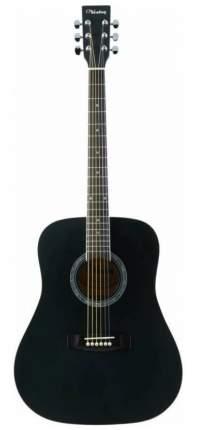 Акустическая гитара VESTON D-45 SP/BKS