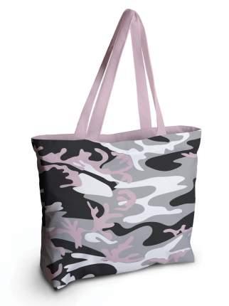 Спортивная сумка JoyArty bsz_3792 серый камуфляж