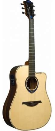 Электроакустическая гитара LAG THV30 DCE