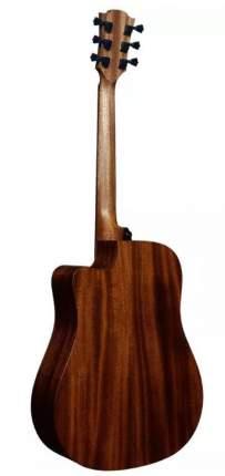 Электроакустическая гитара LAG THV10 DCE