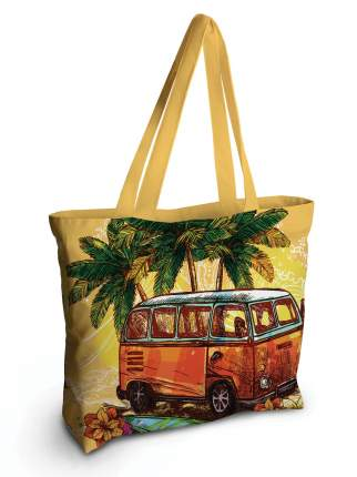 Спортивная сумка JoyArty bsz_15661 солнечная фургон