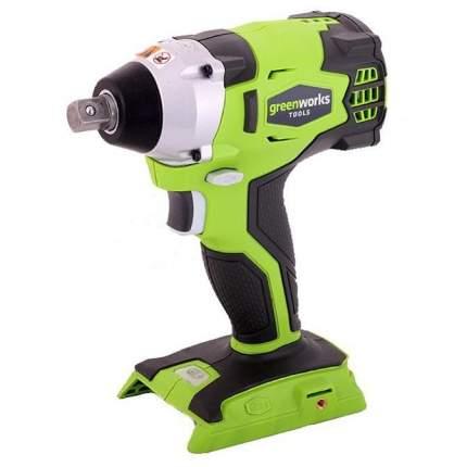 Гайковерт ударный бесщеточный Greenworks 3801507 (без аккумулятора и зарядного устройства)