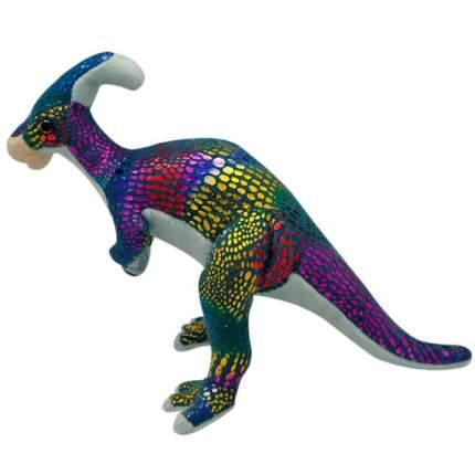 """Игрушка мягкая """"Динозавр Паразауролоф"""" (синий)"""