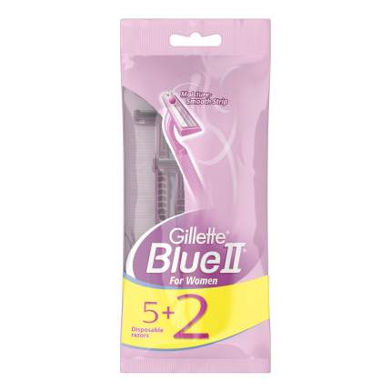 Станок для бритья Gillette 5 шт