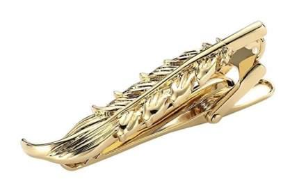 Зажим для галстука 2beMan TC012 золотистый