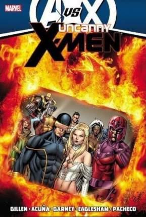 UNCANNY X-MEN, VOL. 4