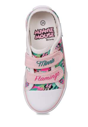 Кеды детские Minnie Mouse, цв. разноцветный р.20