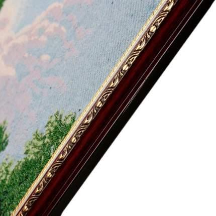 """Гобеленовая картина """"Голландский городской пейзаж"""" 75х110 см"""