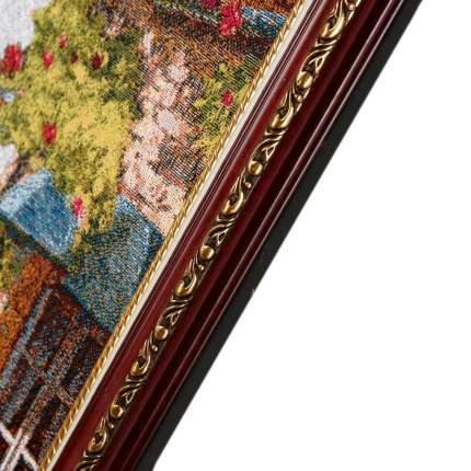 """Гобеленовая картина """"Ривьера Утренний чай"""" 109х78 см"""