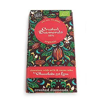 Шоколад Chocolate and Love 55% какао Organic Chocolate and Love Ltd 80 г