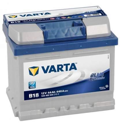 Аккумулятор VARTA BLUE DYNAMIC 12V 44Ah 440A (R+) 11,04kg 207x175x175 мм