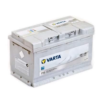 VARTA 585400080 Аккумулятор Silver Dynamic 12V 85AH 800A 315х175х190 Полярность 0 Клеммы 1
