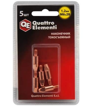 Насадка для работы с газовым паяльником и горелкой QUATTRO ELEMENTI 771-251